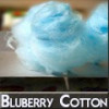 Blueberry Coton Candy