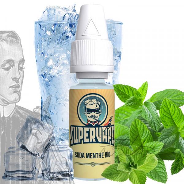 Soda Menthe Bio [Supervape] Concentré