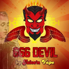 666 Devil [Juice'n Vape] concentré