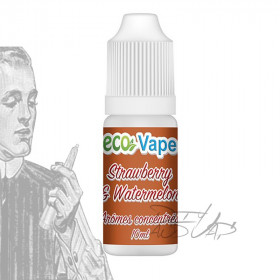 Strawberry & Watermelon [Eco Vape] concentré