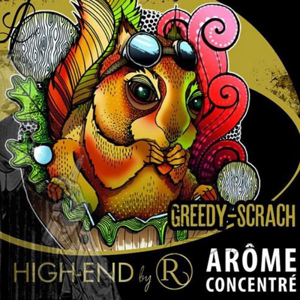 Greedy Scratch [Revolute] Concentré