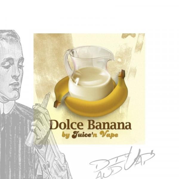 dolce banana [Juice'n Vape] Concentré