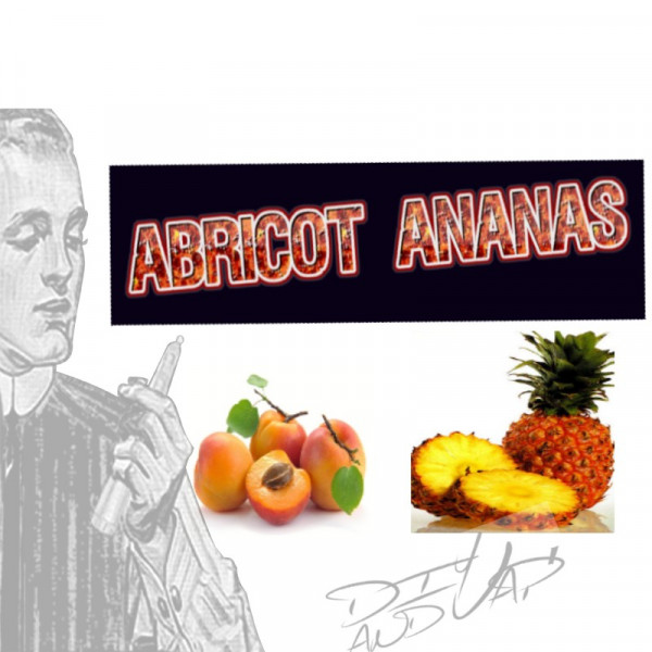 abricot ananas [les symbiose diy and vap] Concentré