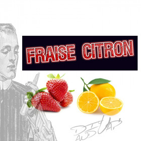 fraise citron [les symbioses diy and vap] Concentré