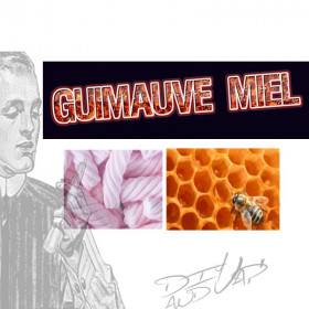 guimauve miel  [les symbiose diy and vap] Concentré