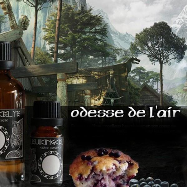 Odesse de l'air [Le Vinking Celte] Concentré