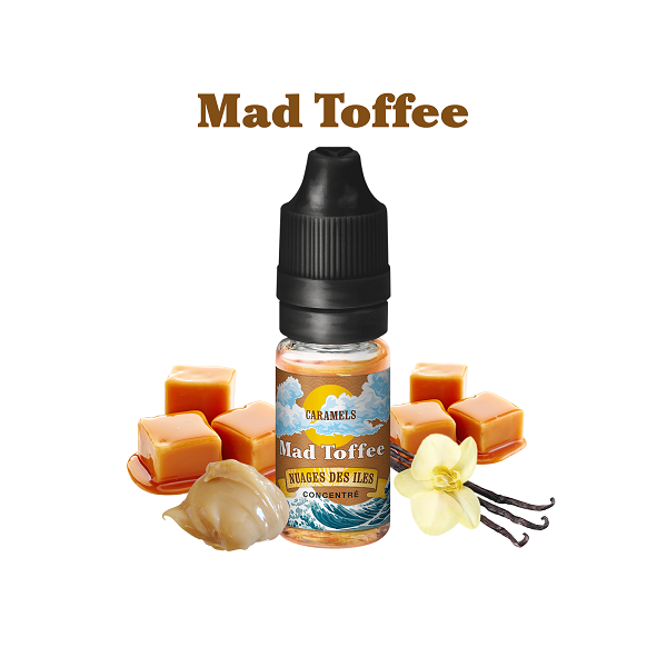 Mad Toffee [Nuages des Iles]