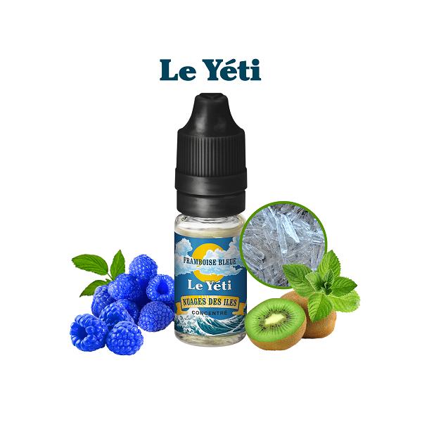 Le Yéti [Nuages des Iles]