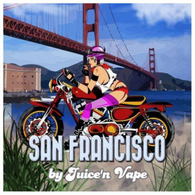 San Francisco [Juice'n Vape] concentré