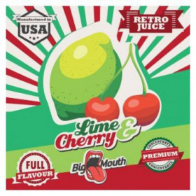 Lime & Cherry Retro [Big Mouth] Concentré