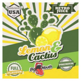 Lemon Cactus [Big Mouth] Concentré