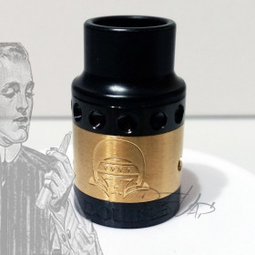 Dripper Double Vision Gold RDA [Replica]