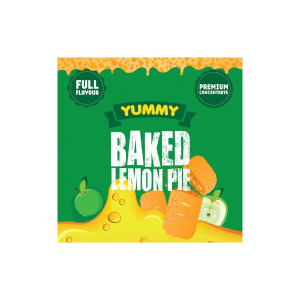 Baked Lemon Pie [Big Mouth] Concentré