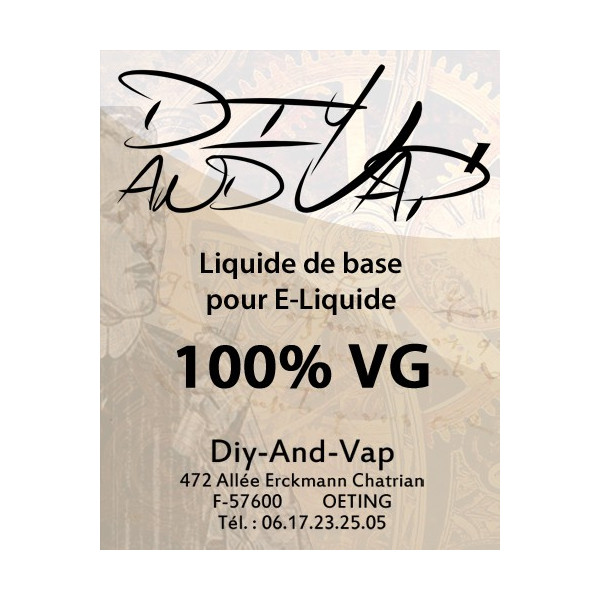 Base 100% VG [Diy-And-Vap]