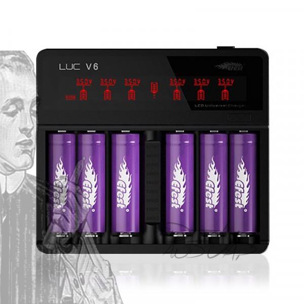 Luc V6 [Efest] Chargeur