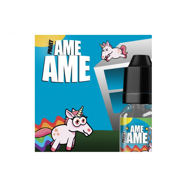 Project Ame ame [Vape or Diy] Concentré