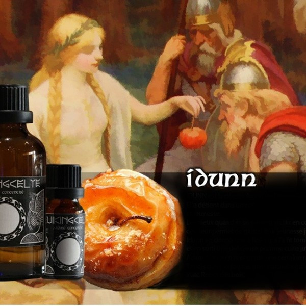 Idunn [Le Viking Celte] Concentré
