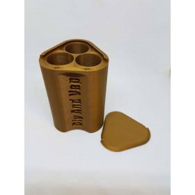 boitier triple accu ( diy and vap)