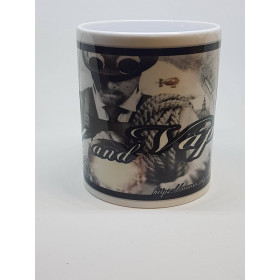 mug  noir et blanc [Diy-And-Vap]