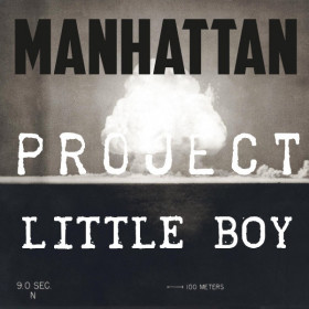 Little Boy [Manhattan project] Concentré
