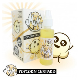 POP CORN CUSTARD [Mr & Mme] Concentré