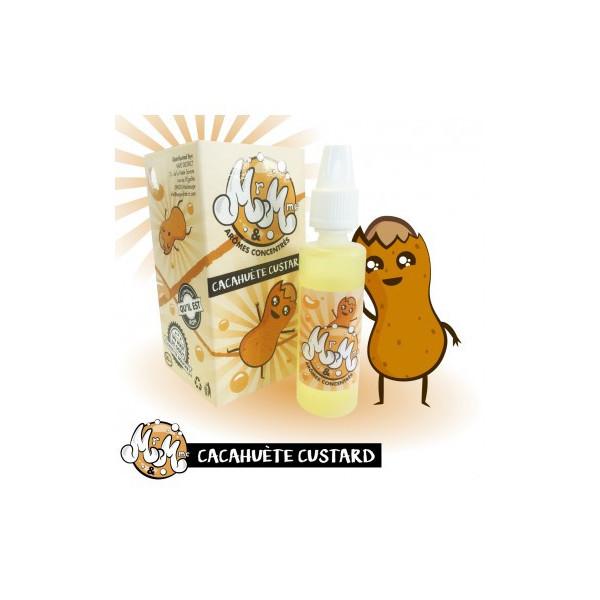 CACAHUÈTE CUSTARD [Mr & Mme] Concentré