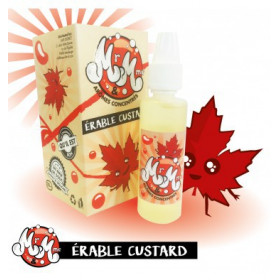 ERABLE CUSTARD [Mr & Mme] Concentré
