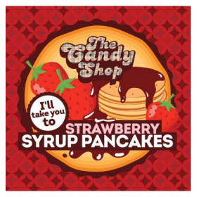 Stawberry Syrup Pancakes[Big Mouth] Concentré