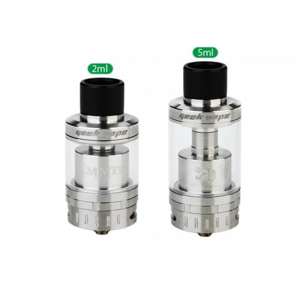 AMMIT 25 RTA 2/5 ml Silver [Geekvape]