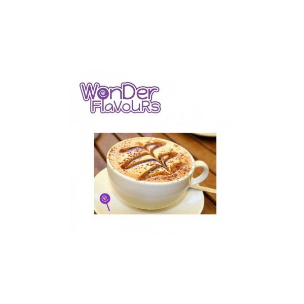 Smooth Cappuccino Cream [Wonder Flavours] Concentré