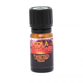 Cola Zitrone [Twisted Vaping] Concentré