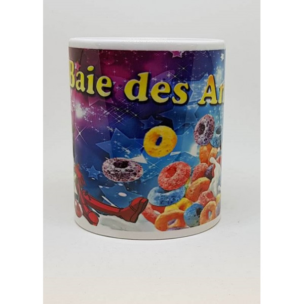 Tasse Baie des Anges [Cloud's of Lolo] Goodies