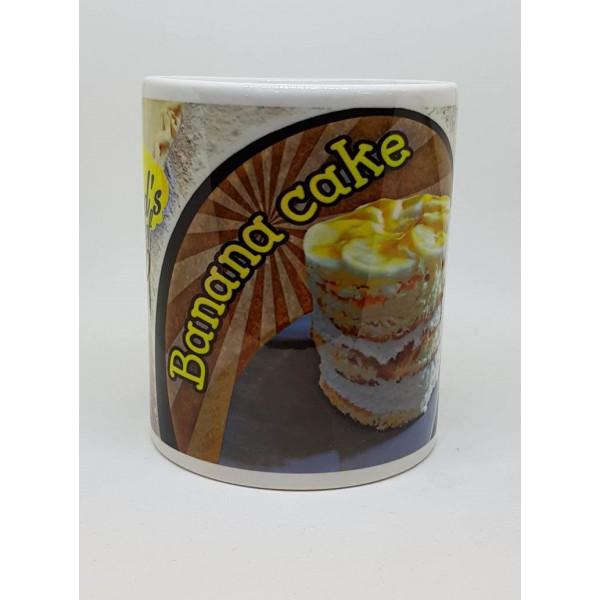 Tasse Banana Cake [Cloud's of Lolo] Goodies