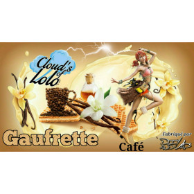 Gaufrette Café [Cloud's of Lolo] Concentré