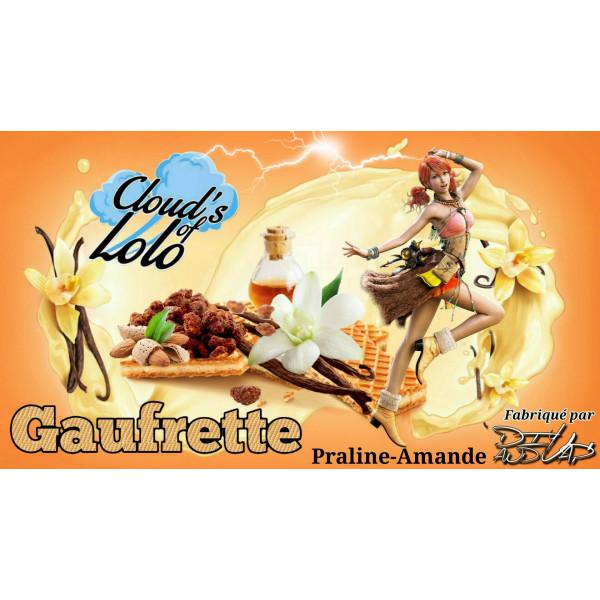 Gaufrette Praline Amande [Cloud's of Lolo] Concentré