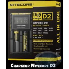Chargeur Nitecore D2