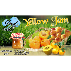 Yellow Jam [Cloud's of Lolo] E-Liquide
