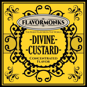 Divine Custard [FlavorMonks] Concentré