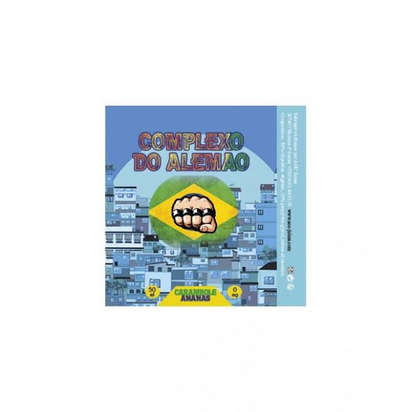 Complexo do Alemao [Favela Flavors] E-Liquide
