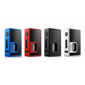 Box RSQ Regulated Squonk 80W - HOTCIG