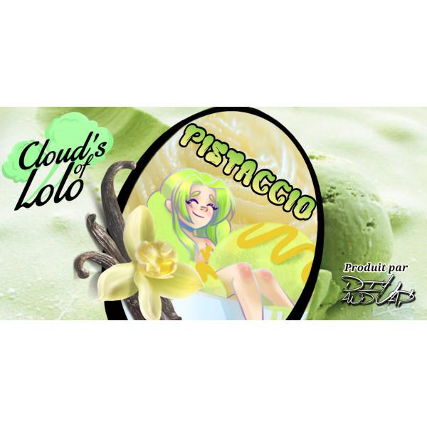 Pistaccio [Cloud's of Lolo] E-Liquide