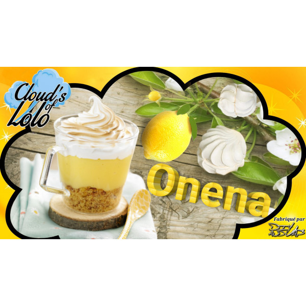 Onena [Cloud's of Lolo] E-Liquide