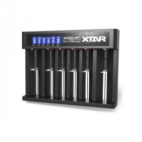 Chargeur MC6 Queen Ant Xtar Light