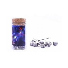 Flame coil A N80 0.4Ω (28GA*2+38GA) [Demon Killer]