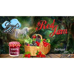 Red Jam [Cloud's of Lolo] E-Liquide