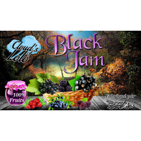 Black Jam [Cloud's of Lolo] E-Liquide