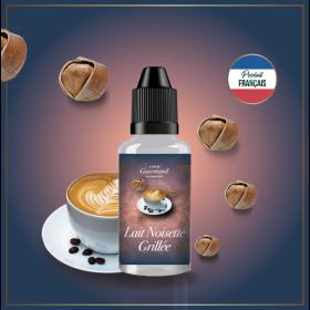 Lait Noisette Grillee [Coeur Gourmand] Concentré 30ml