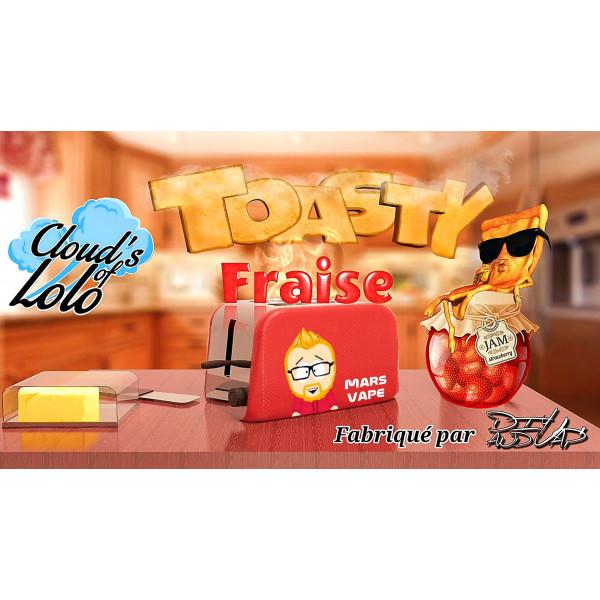 Toasty Fraise [Clouds of Lolo] Concentré