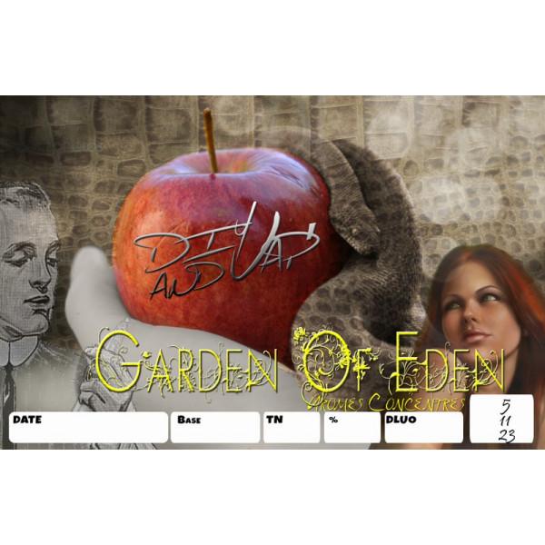 3 étiquettes Garden Of Eden