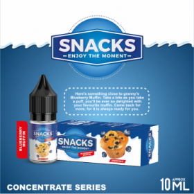 Blueberry Muffin [Snacks] Concentré 10ml
